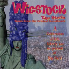 Wigstock: The Movie - Tracklisting Sleeve