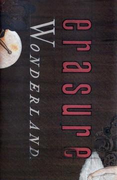 Wonderland - Cassette Sleeve