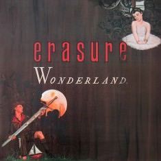 Wonderland - USA Version Sleeve