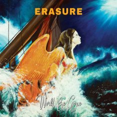 Erasure - World Be Gone sleeve