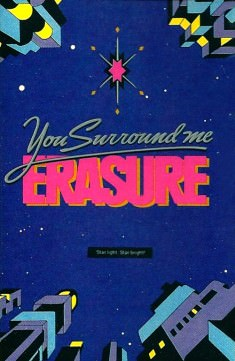 You Surround Me - Cassette Sleeve